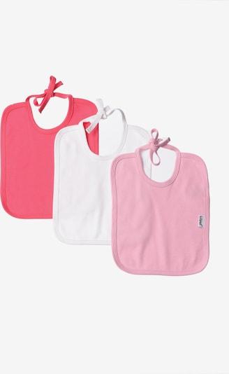 LILIPUT Bindelätzchen in pink / rosa / weiß: Frontalansicht