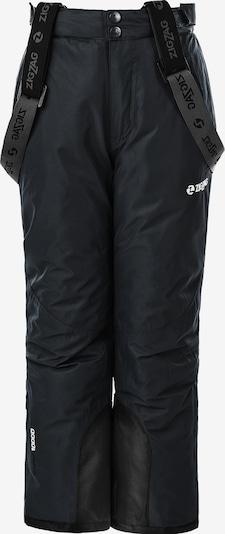 ZigZag Skihose in schwarz, Produktansicht