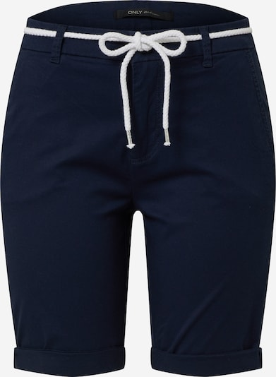 ONLY Chino in de kleur Navy, Productweergave