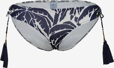 watercult Bikinihose in dunkelblau / weiß, Produktansicht