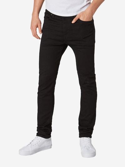LEVI'S Jean '510™ SKINNY FIT' en noir denim, Vue avec modèle