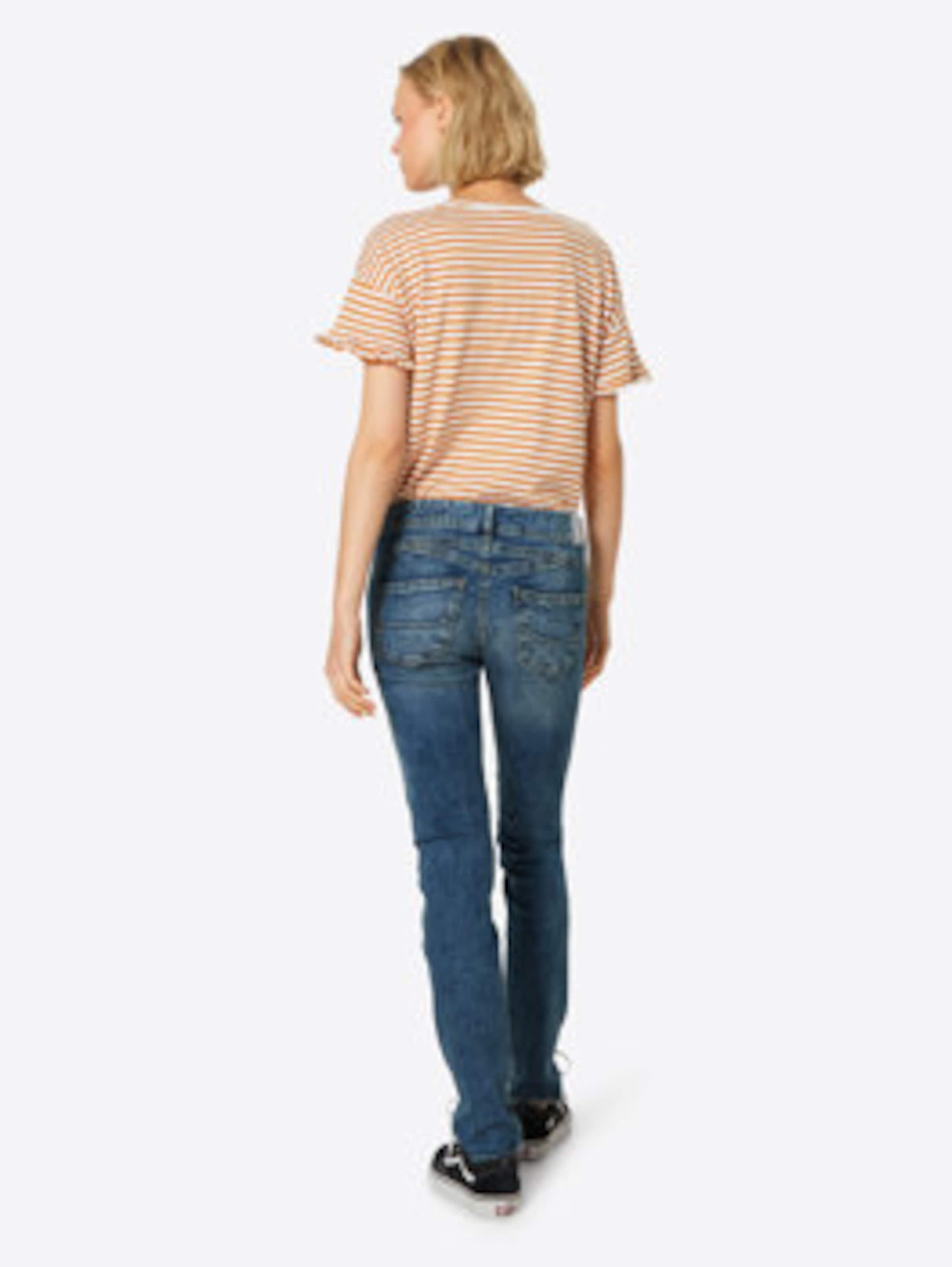 'gila' Fit In Slim Denim Jeans Herrlicher Blue wOXZkiTPlu
