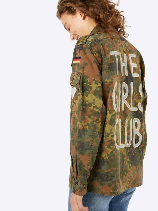 Soniush Jacket Club