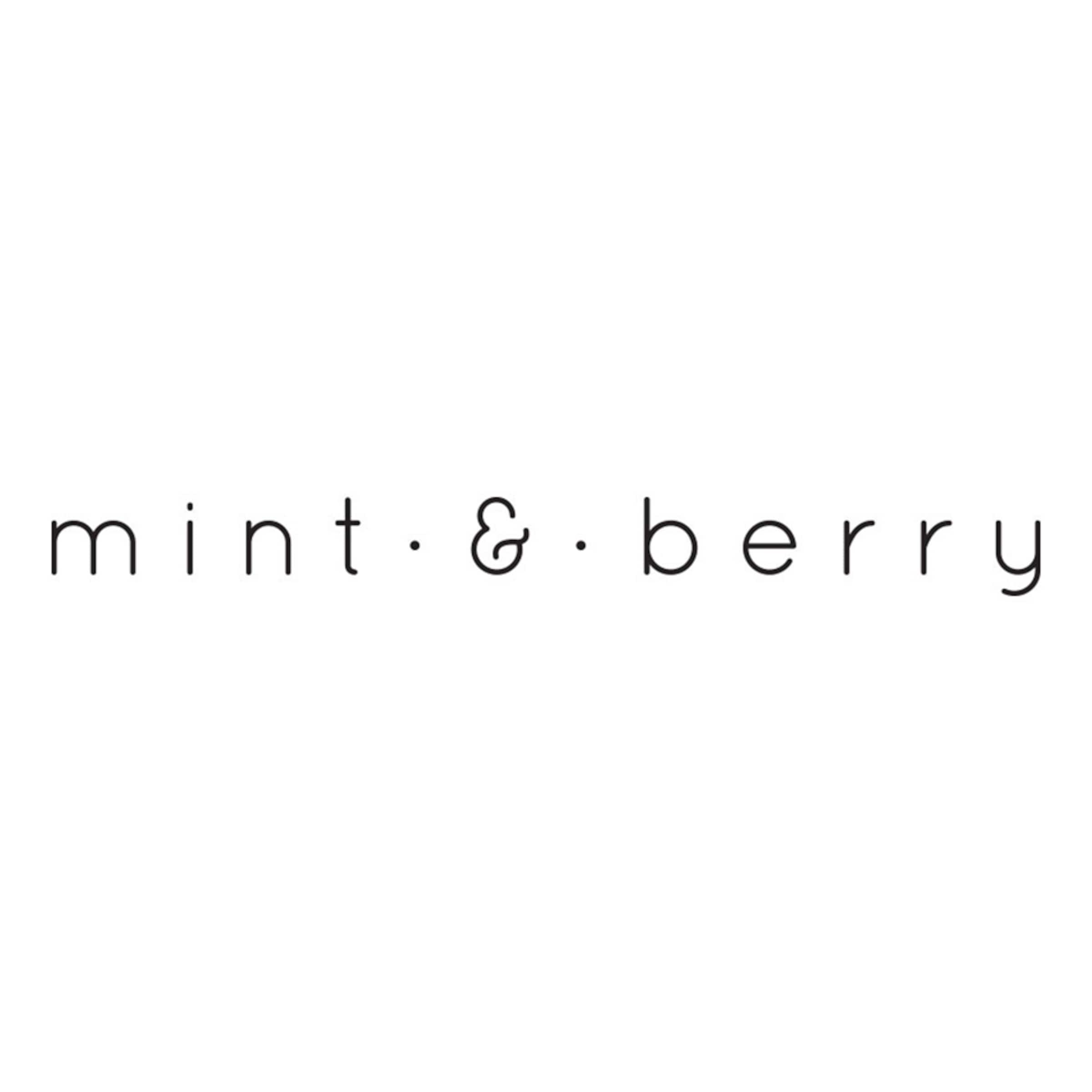 mint & berry