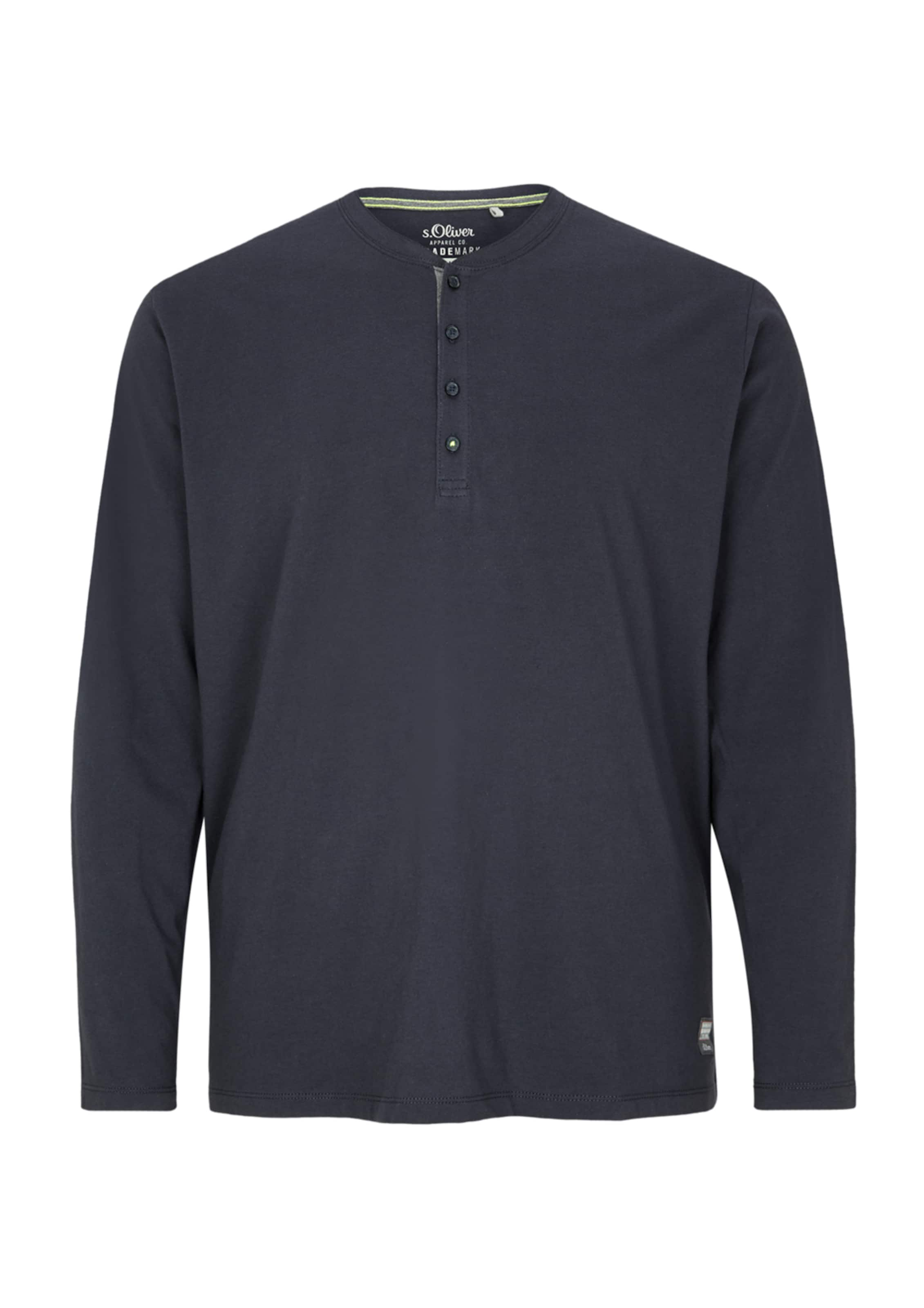 Dunkelblau oliver Shirt In Label S Red EIY9WH2D