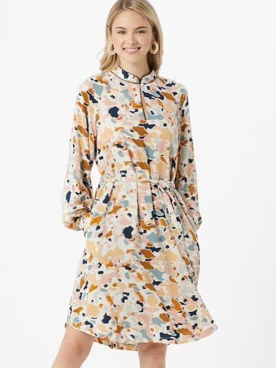 NÜMPH Kleid 'BEGONIA' in mischfarben, Modelansicht
