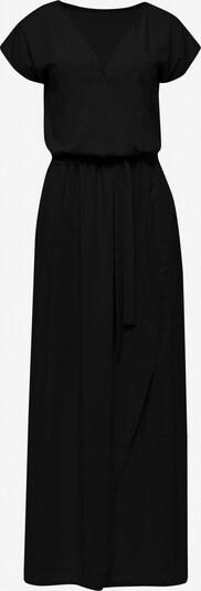 MYMO Robe de soirée en noir: Vue de face