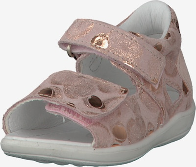 Pepino Schuhe 'Taya' in gold / rosé, Produktansicht