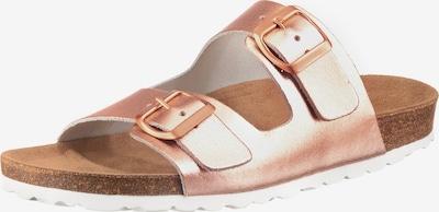 JOLANA & FENENA Komfort-Pantoletten in rosé, Produktansicht