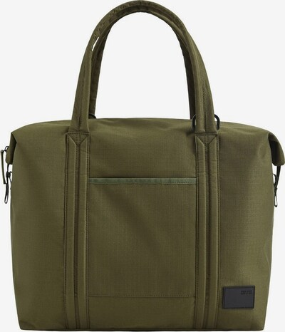 MANGO MAN Shopper in khaki, Produktansicht