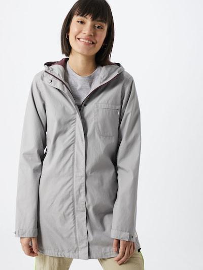 bleed clothing Zimný kabát 'Plantbased Coat Ladies Grey' - sivá, Model/-ka