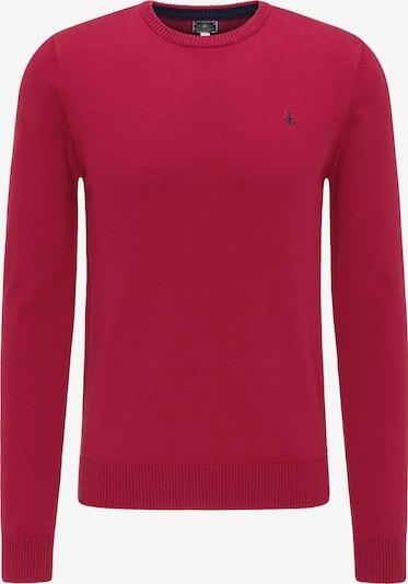 DREIMASTER Trui 'Maritim' in de kleur Rood, Productweergave