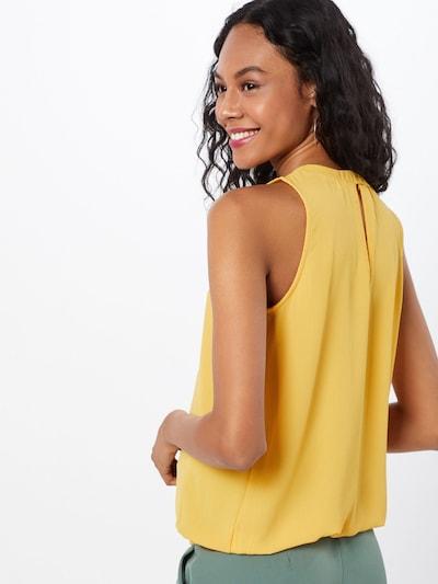 ABOUT YOU Top 'Talea' w kolorze żółtym: Widok od tyłu