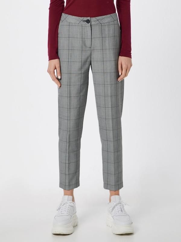Chino Look Check' 'gigi Gris New En Pantalon OyNn0vmw8