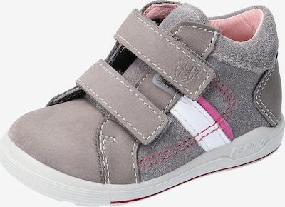Pepino Lauflernschuhe LAIF , Weite M, in pink / weiß, Produktansicht