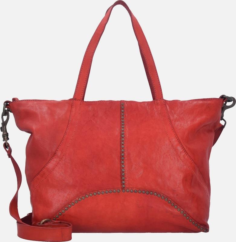 Campomaggi Traditional Shopper Tasche Leder 34 cm