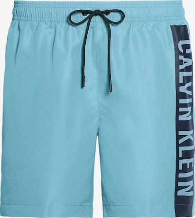 Calvin Klein Swimwear Szorty kąpielowe w kolorze jasnoniebieskim, Podgląd produktu