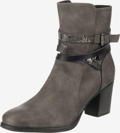 JANE KLAIN Klassische Stiefeletten in grau, Produktansicht
