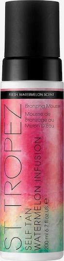 St.Tropez Selbstbräunungsmousse 'Self Tan Watermelon Infusion' in mint / pink / schwarz / weiß, Produktansicht