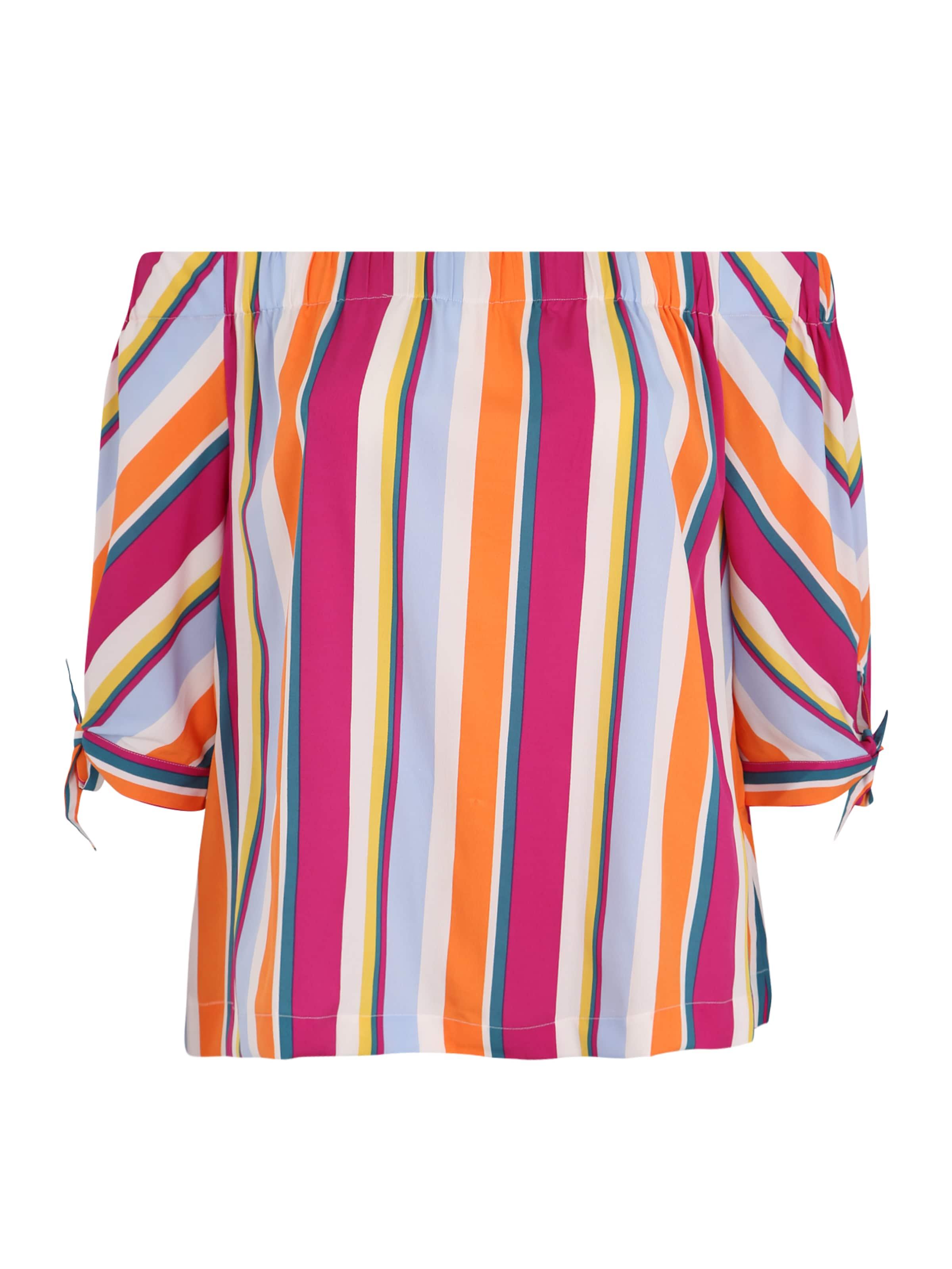 Junarose 'magda Mischfarben Shirt Shoulder TopK' In Off T135ulJFKc