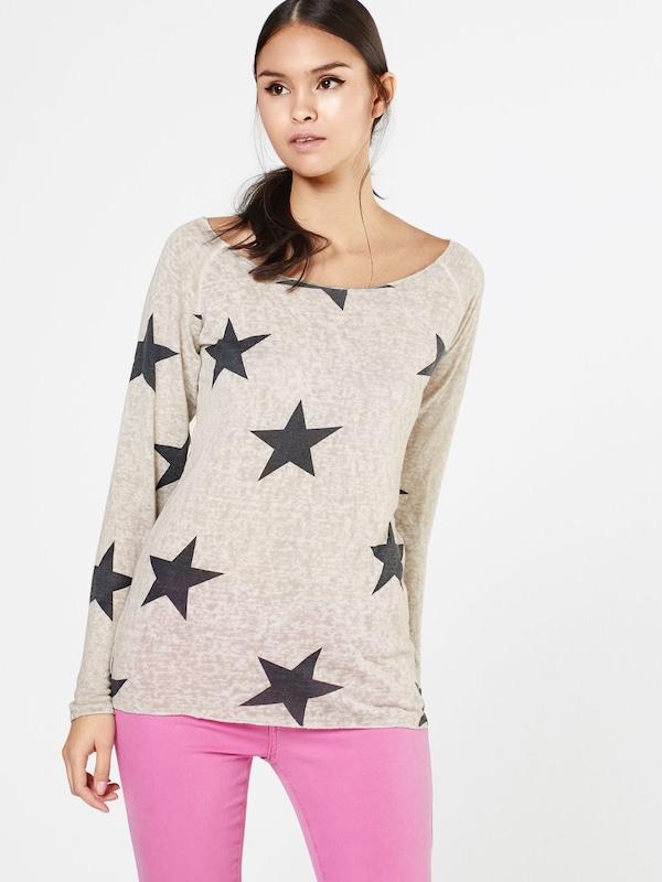 Key Largo Viscous Sweater With Stars