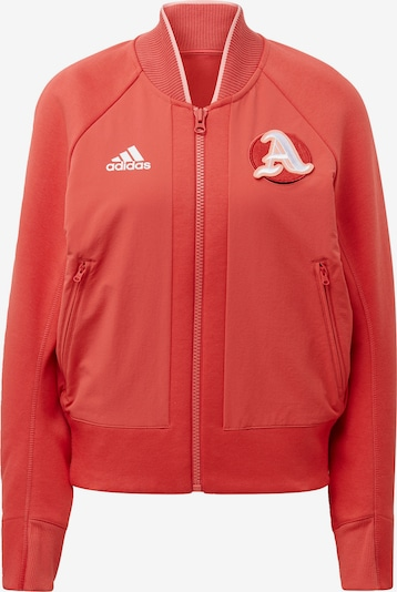 ADIDAS PERFORMANCE Sportjacke in hellrot, Produktansicht