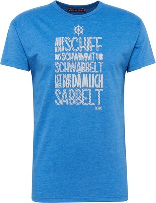 Derbe T-Shirt 'Sabbelt'