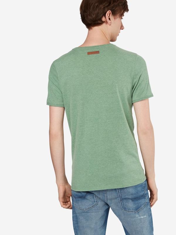 naketano T-Shirt 'Gelinde gesagt'