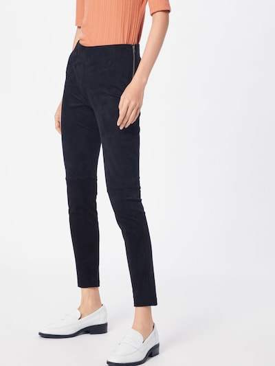 ESPRIT Hose '109EE1B031' in schwarz, Modelansicht