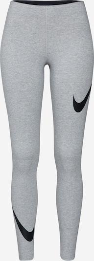 Nike Sportswear Leggings en gris, Vue avec produit