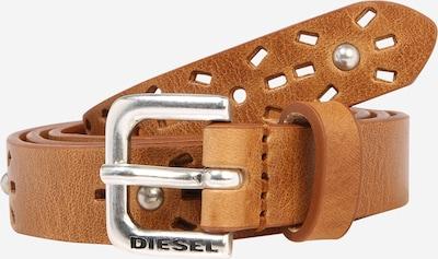 DIESEL Pasek ' B-PERSS' w kolorze koniakowym, Podgląd produktu