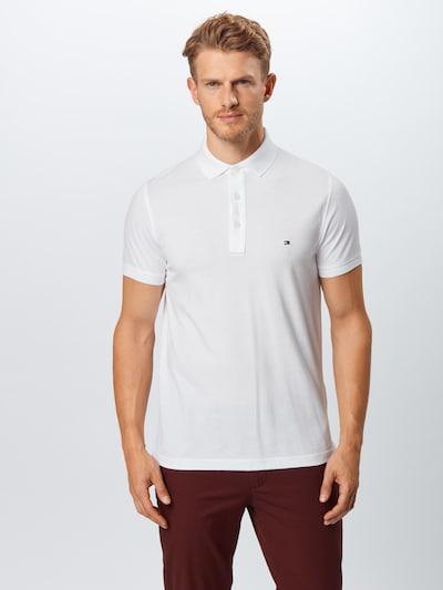Marškinėliai iš TOMMY HILFIGER , spalva - balta: Vaizdas iš priekio