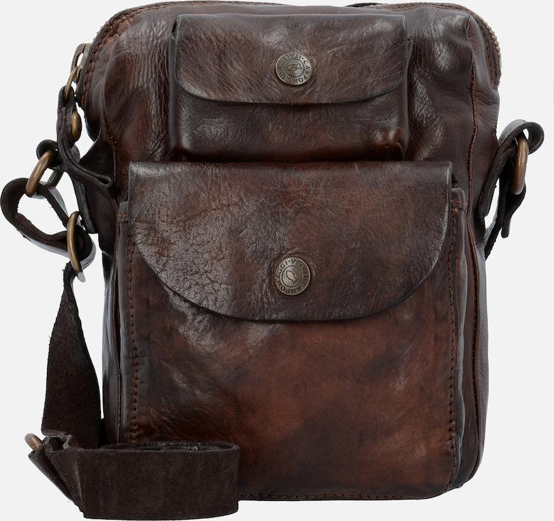 Campomaggi 'Carvi' Mini Bag Umhängetasche Leder 16 cm