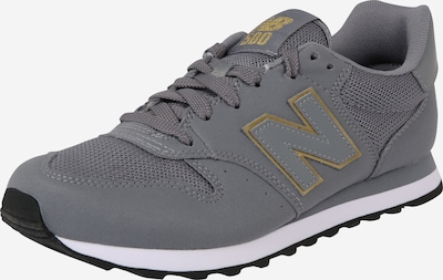 new balance Sneakers low '500' in Gold / Dark grey / White, Item view