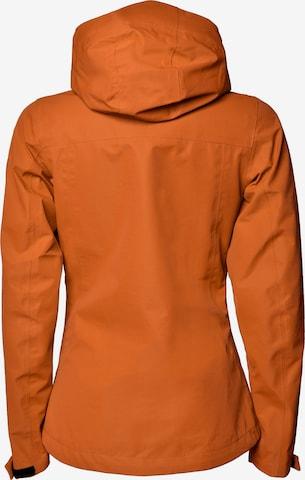 CODE-ZERO Athletic Jacket 'Waypoint' in Orange