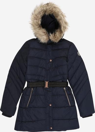 GARCIA Jacke in dunkelblau / hellbraun, Produktansicht