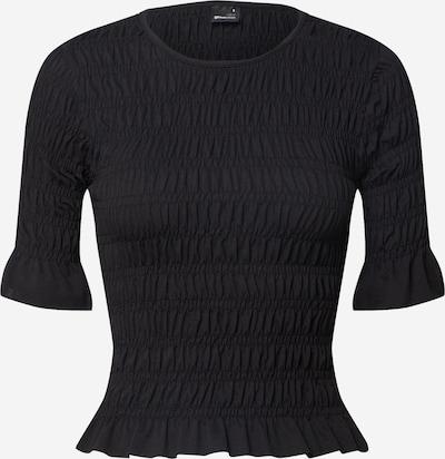 Gina Tricot T-shirt 'Sandra' en noir, Vue avec produit