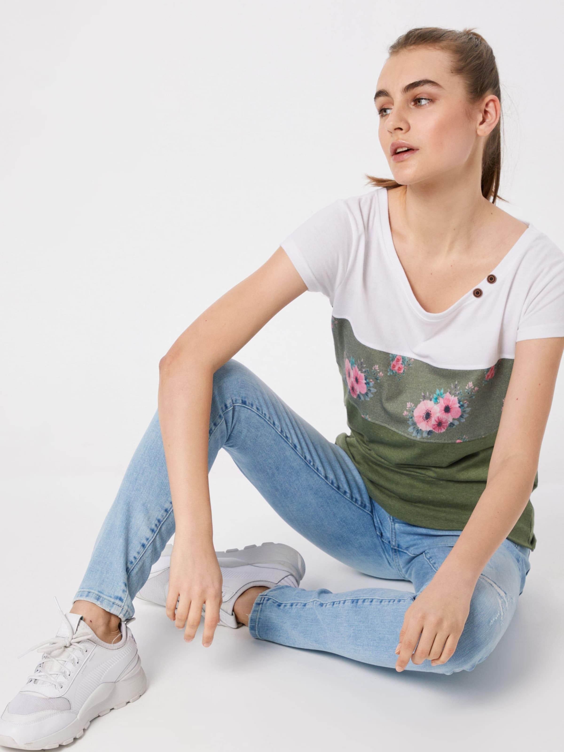 And shirt 'clea' En T KakiOlive Alife Kickin n8m0wNv