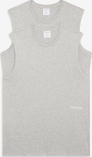 Calvin Klein Underwear Tanktop in graumeliert, Produktansicht