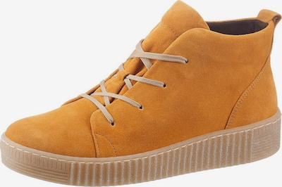 GABOR Lace-Up Ankle Boots in Ochre, Item view
