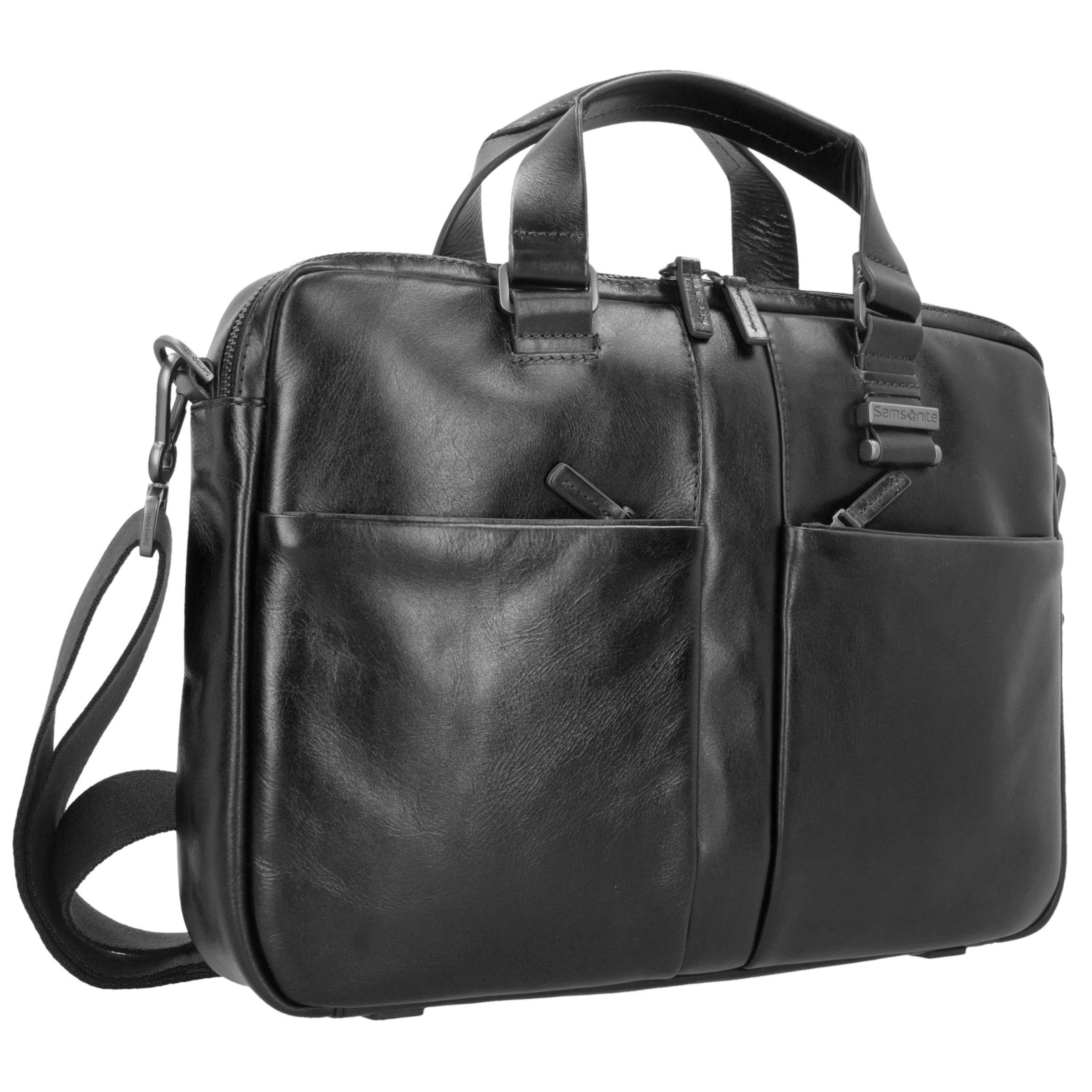 Niedriger Preis Beste Authentisch SAMSONITE West Harbor Businesstasche Leder 39 cm Günstig Versandkosten Verkauf Browse Wahl Online EG7GjaIU