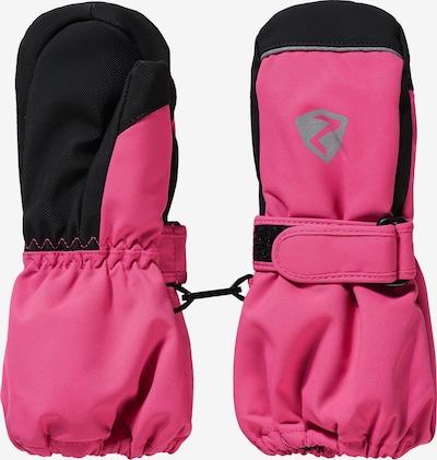 ZIENER Skifäustling 'Lanup AS' in pink / schwarz, Produktansicht