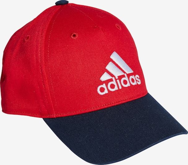 ADIDAS PERFORMANCE Cap 'LK Graphic' in navy / rot / weiß, Produktansicht