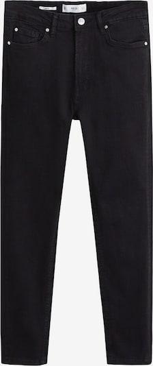 MANGO Jeans 'noa' in black denim, Produktansicht