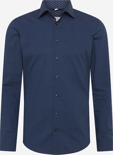 SEIDENSTICKER Hemd in dunkelblau, Produktansicht