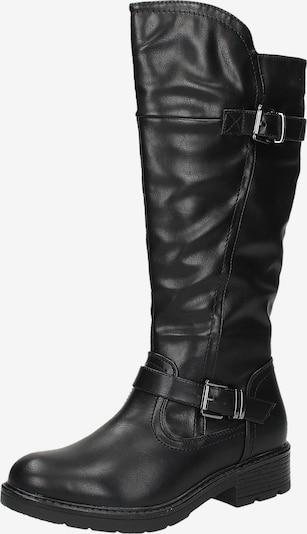 YOUNG SPIRIT Stiefel in schwarz, Produktansicht