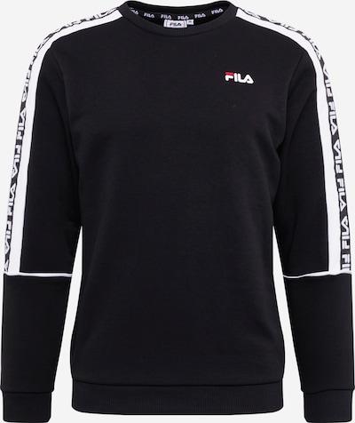 FILA Sweater ' Teom ' in schwarz, Produktansicht