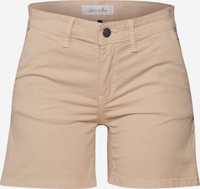 Pantaloni eleganți 'MALLE' Blend She pe bej, Vizualizare produs