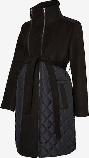 MAMALICIOUS Mantel in navy / schwarz, Produktansicht