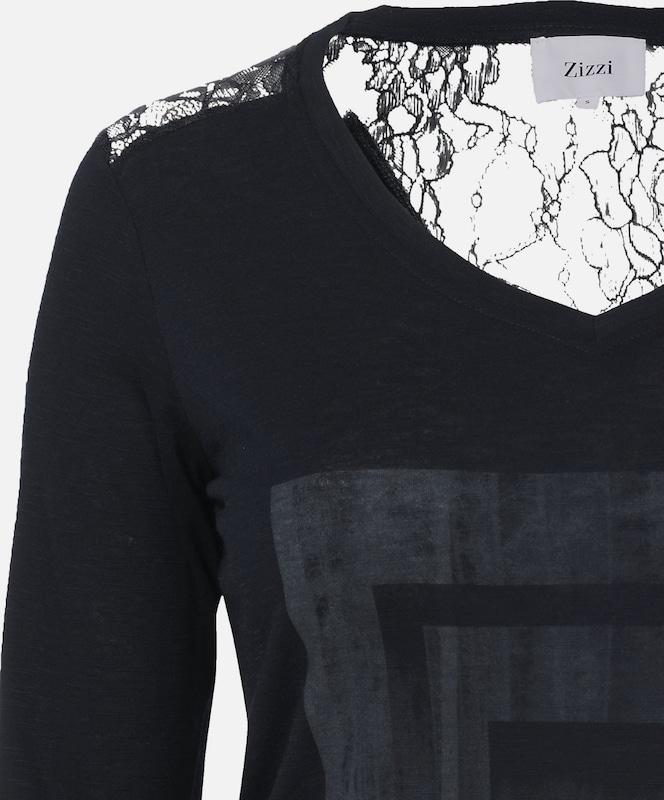 Zizzi 3/4-Arm-Shirt
